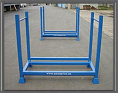 pneu gestell grometec gross metalltechnik produkte