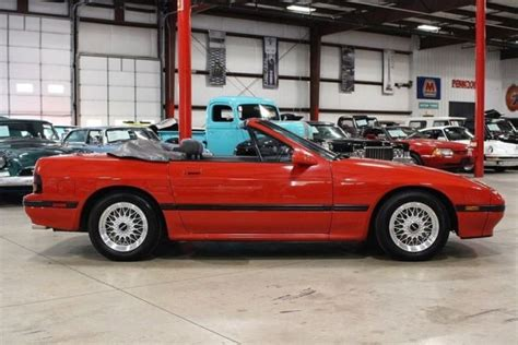 small engine service manuals 1988 mazda rx 7 parental controls 1988 mazda rx 7 36204 miles red coupe 1 3l r2 5 speed manual for sale mazda rx 7 1988 for sale