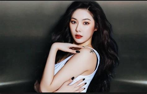 how many tattoo does hyuna have top 10 hottest kpop idols 2018 world s top most