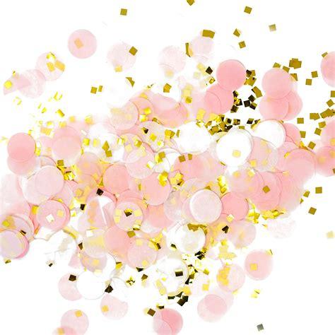 gold 50 table confetti amazon com andaz press blush pink gold glitter baby