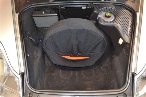 Porsche Boxster Kofferraum by Porsche Boxster 986
