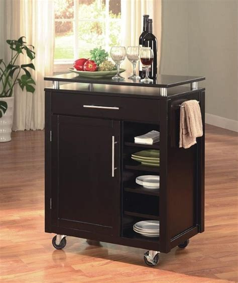 Kitchen Cart Ideas | best kitchen cart ideas with wheel for home needs homesfeed