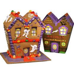 haunted gingerbread house kit halloween haunted gingerbread house kit findgift com