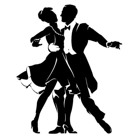 swing dance clip art dancing couple clipart cliparts co
