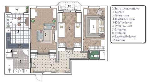three room apartment design of three room apartment home design ideas