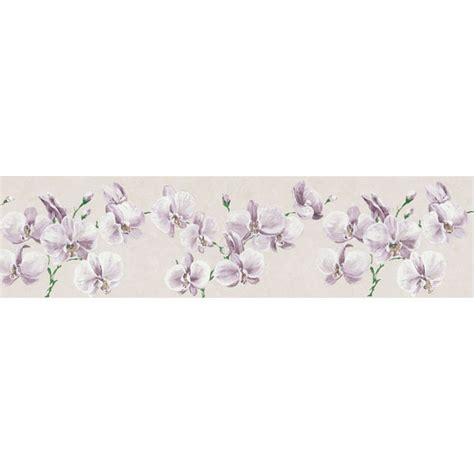 Decorative Floor Mirrors 451 1700 Lavender Orchid Brewster Wallpaper Borders