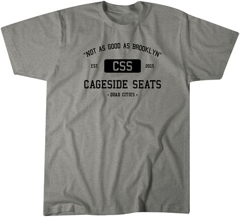 cageside seats buy the cageside seats shirt cageside seats