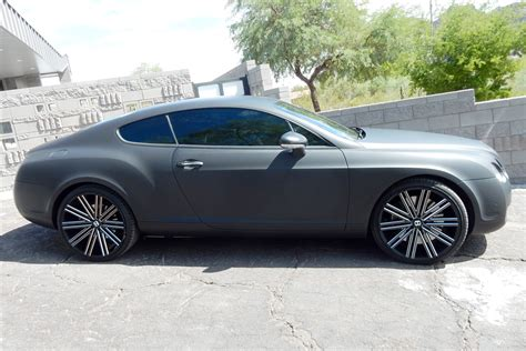 2005 Bentley Continental Gt Custom Coupe 199153