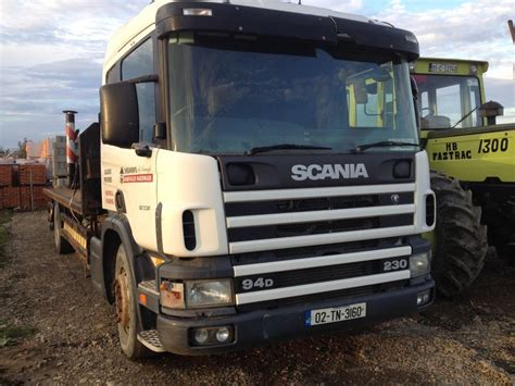 scania 94d platform truck for sale from romania buy
