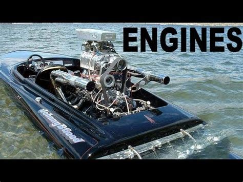 speed boat engine sound big engine turbo boats turbo and stance