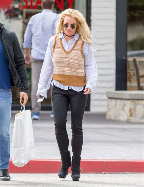 britney spears outfits britney spears cute outfit shopping in los angeles 5 25 2016