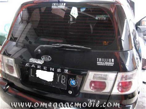 Kipasfan Radiatorkia Carens 2 bengkel ac mobil di surabaya biaya service ac mobil