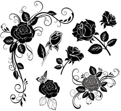 floral pattern vector cdr files handpainted flowers 02 vector free vector in coreldraw cdr