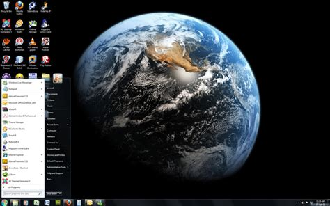 animated earth wallpaper windows 7 download windows 7 theme earth hd by windowsthememanager on
