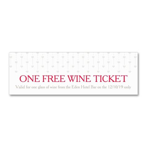 Wine Business Card Templates Free by 1462 Best Images About Voucher Card Templates On
