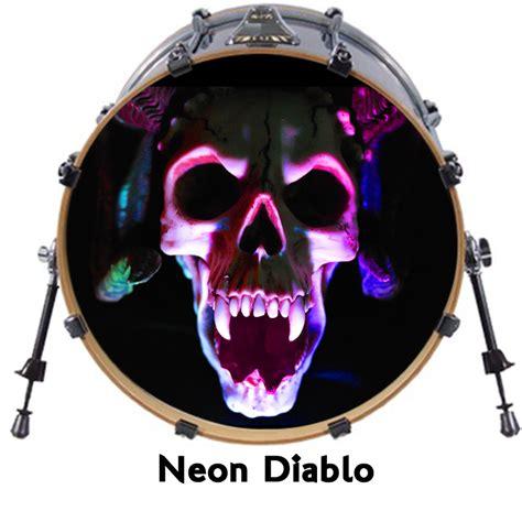 Custom Drum Stickers