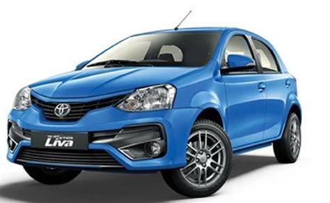 Toyota Etios Liva Price in India, Images, Mileage