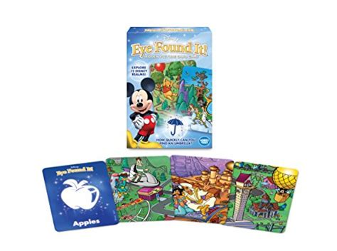 Eye Found It world of disney eye found it card import it all