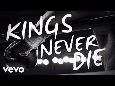eminem kings never die (lyric video) ft. gwen stefani