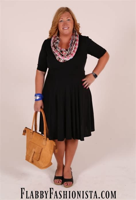 Nicoles Dress by Lularoe Dress With A Noonday Infinity Scarf