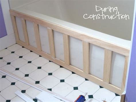 bathroom trim ideas best 20 bathtub tile ideas on pinterest