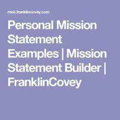 1000 ideas about vision and mission exles on vision statement mission statement