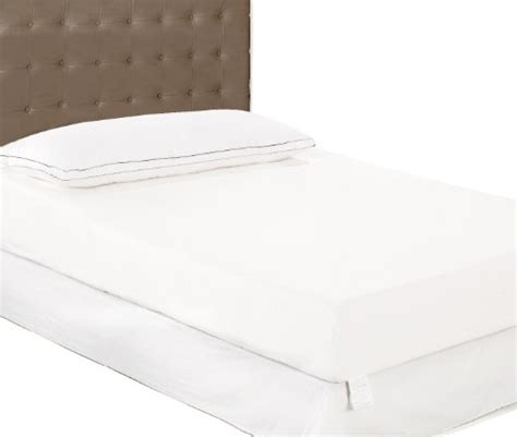 Foam Mattress And Box by Textrade Usa Responsive 8 Inch Memory Foam Mattress In A