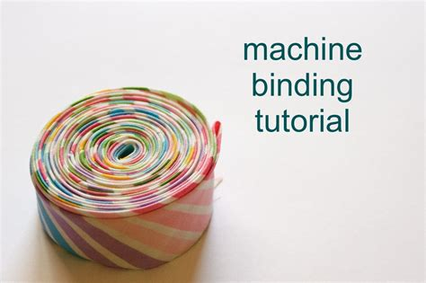 Binding A Quilt by A Quilt Is Machine Binding Tutorial