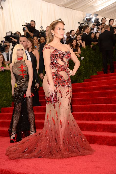 What Do You Think Of Jlos Triathlon by What Do You Think Of J Lo S Revealing Met Gala Dress