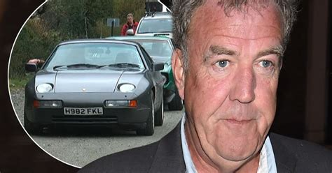 Im To See Clarkson by Clarkson S Falklands Number Plate Row Argentinian