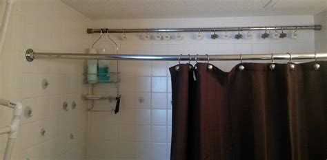 hang curtain rod without drill curtains how to hang curtains without drilling holes diy