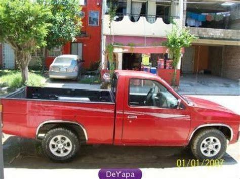 autos camioneta pick up 4 cilindros segunda mano trovit nissan camioneta 4 cilindros usados en jalisco mitula autos