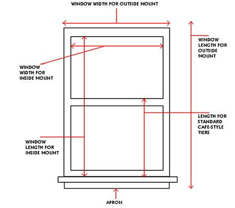 how to measure for window curtains bay window measurements guide