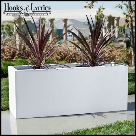 modern garden planters 11 best outdoor planter boxes images on pinterest plant