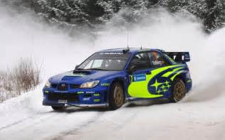 Subaru Cing Top 5 Rally Cars Showautoreviews