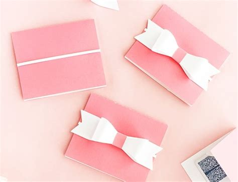 gift card holder template diy gift card holder