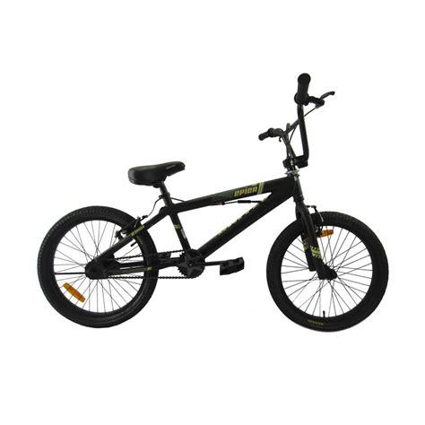 Sepeda Bmx United 20 Epica 07 jual united epica 07 bmx sepeda anak hitam 20 inch