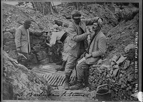 In The Trenches by Photos In The Trenches World War I