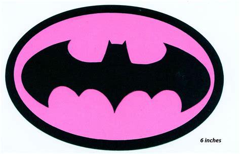 printable pink batman logo batgirl logo printable www pixshark com images