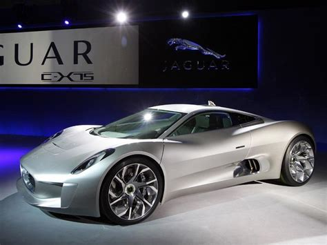 imagenes jaguar coche jaguar c x75 concept carro del villano en pel 237 cula de