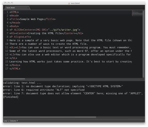 format xml sublime json validator