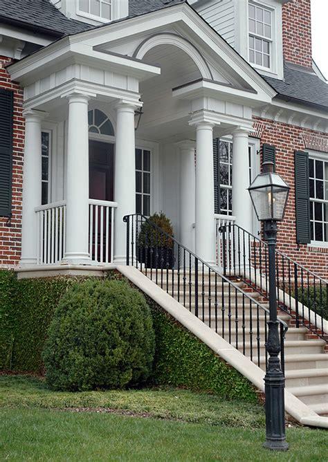 portico design bill litchfield designs the architecture of william b