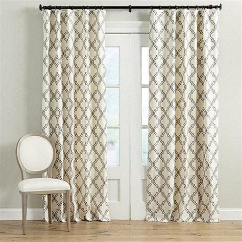 brown trellis curtains trellis pattern curtain panels curtain menzilperde net