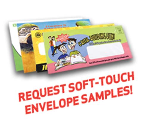 introducing soft touch envelopes | custom envelope