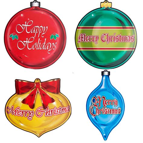 6 best images of free printable christmas ornaments
