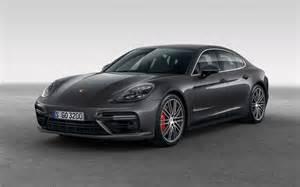 Turbo Porsche Panamera Porsche Panamera Turbo S 2017 Wallpapers Hd White Black