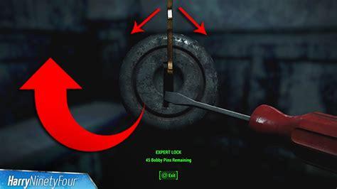 come aprire una porta con una forcina obiettivi fallout 4 guida ai 1000g obiettivi xbox