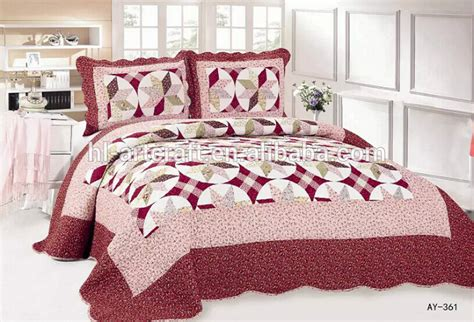 Patchwork Bedsheets - active series twill 100 cotton 3 pcs patchwork bed sheet