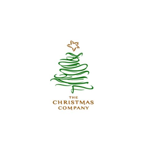 the christmas company logo design gallery inspiration