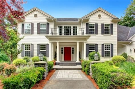 colonial homes for american dream builders fans zillow